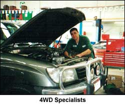 4WD Specialists